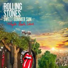 The Rolling Stones: Sweet Summer Sun: Hyde Park Live 2013, 2 CDs