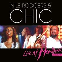 Chic feat. Nile Rodgers: Live At Montreux 2004, 2 CDs