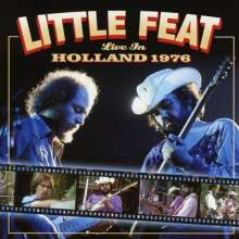 Little Feat: Live In Holland 1976 (CD + DVD), CD