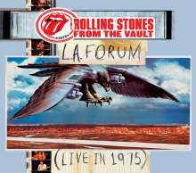 The Rolling Stones: From The Vault: L.A. Forum (Live In 1975), 2 CDs und 1 DVD