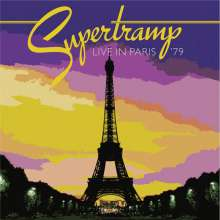 Supertramp: Live In Paris '79, DVD