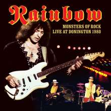 Rainbow: Monsters Of Rock: Live At Donington 1980, DVD