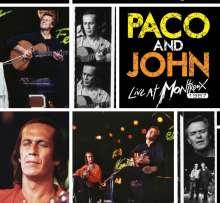 Paco De Lucia & John McLaughlin: Paco & John: Live At Montreux 1987, 2 CDs