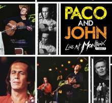 Paco De Lucia & John McLaughlin: Paco & John: Live At Montreux 1987, 2 CDs und 1 DVD