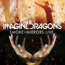 Imagine Dragons: Smoke + Mirrors Live (Toronto 2015) (Deluxe Edition), DVD
