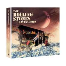 The Rolling Stones: Havana Moon (Limited-Edition), 3 DVDs