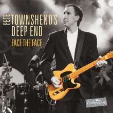 Pete Townshend: Face The Face: Live 1986, DVD
