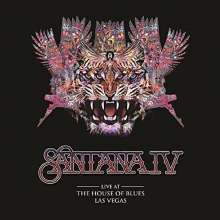 Santana: Live At The House Of Blues, Las Vegas, 3 CDs