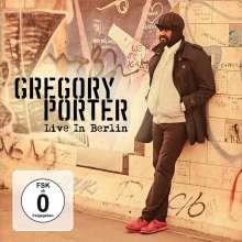Gregory Porter (geb. 1971): Live In Berlin 2016, 3 CDs
