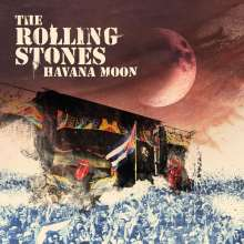 The Rolling Stones: Havana Moon, 3 DVDs