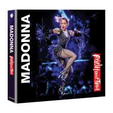 Madonna: Rebel Heart Tour 2016, 1 DVD und 1 CD