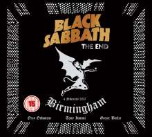 Black Sabbath: The End: Live In Birmingham, DVD