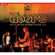 The Doors: Live At The Isle Of Wight Festival 1970, 2 DVDs