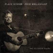 John Mellencamp (aka John Cougar Mellencamp): Plain Spoken: From The Chicago Theatre 2016, CD