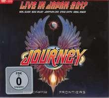 Journey: Escape & Frontiers: Live In Japan 2017, 3 CDs