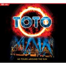 Toto: 40 Tours Around The Sun, 2 CDs