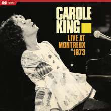 Carole King: Live At Montreux 1973, 2 CDs