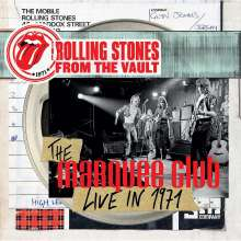 The Rolling Stones: From The Vault: The Marquee Club Live In 1971 (Jewelcase), 1 DVD und 1 CD