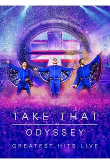 Take That: Odyssey (Greatest Hits Live) (Limited Edition), 2 DVDs