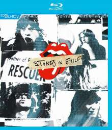 The Rolling Stones: Stones In Exile, Blu-ray Disc
