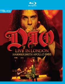 Dio: Live In London: Hammersmith Apollo 1993, Blu-ray Disc
