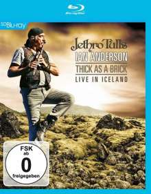 Jethro Tull's Ian Anderson: Thick As A Brick: Live In Iceland, Blu-ray Disc