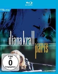 Diana Krall (geb. 1964): Live In Paris 2001, Blu-ray Disc