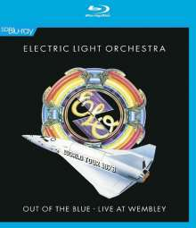 Electric Light Orchestra: Out Of The Blue: Live At Wembley 1978, Blu-ray Disc
