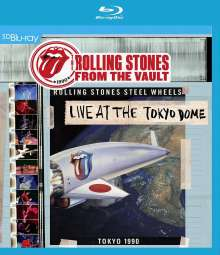 The Rolling Stones: From The Vault: Live At The Tokyo Dome 1990, Blu-ray Disc