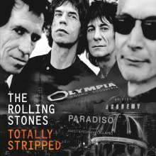 The Rolling Stones: Totally Stripped (Deluxe-Edition), 4 Blu-ray Discs
