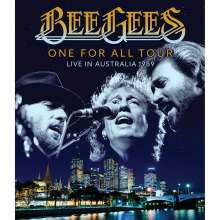 Bee Gees: One For All Tour: Live in Australia 1989 (SD-Blu-ray), Blu-ray Disc