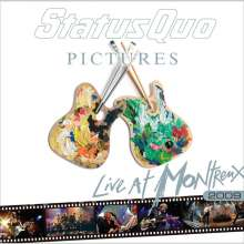 Status Quo: Pictures: Live At Montreux 2009, CD
