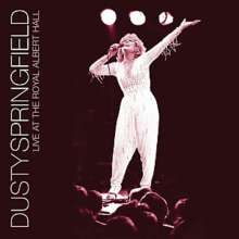 Dusty Springfield: Live At The Royal Albert Hall 1979, CD