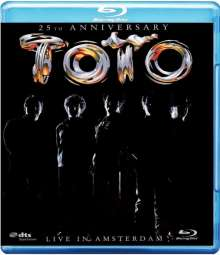 Toto: Live In Amsterdam 2003, Blu-ray Disc