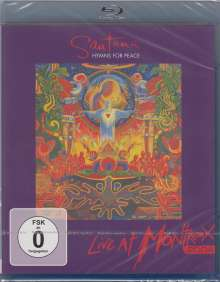 Santana: Hymns For Peace: Live At Montreux 2004, Blu-ray Disc
