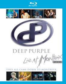 Deep Purple: Live At Montreux 2006, Blu-ray Disc