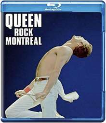 Queen: Rock Montreal & Live Aid, Blu-ray Disc