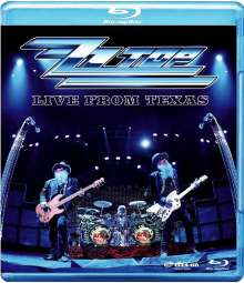 ZZ Top: Live From Texas 2007, Blu-ray Disc