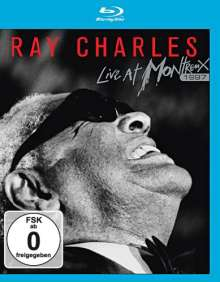Ray Charles: Live At Montreux 1997, Blu-ray Disc