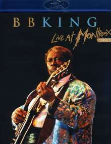 B.B. King: Live At Montreux 1993, Blu-ray Disc