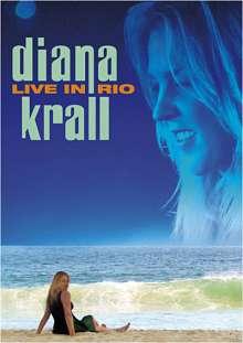 Diana Krall (geb. 1964): Live In Rio 2008, Blu-ray Disc