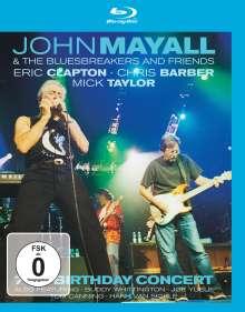 John Mayall: 70th Birthday Concert, Blu-ray Disc