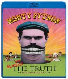 Monty Python: Almost The Truth: The Lawyer's Cut (2 Bluray), 2 Blu-ray Discs