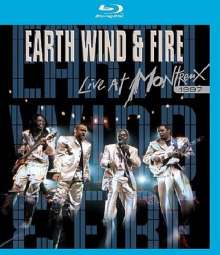 Earth, Wind & Fire: Live At Montreux 1997, Blu-ray Disc