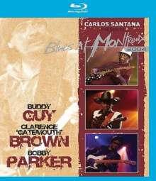 Santana: Presents Blues At Montr, Blu-ray Disc
