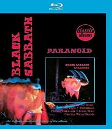 Black Sabbath: Paranoid, Blu-ray Disc
