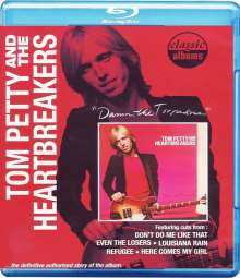Tom Petty: Damn The Torpedoes: The Story, Blu-ray Disc