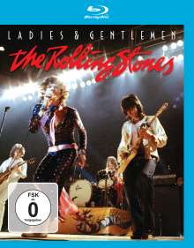 The Rolling Stones: Ladies & Gentlemen (Live In Texas, US, 1972), Blu-ray Disc
