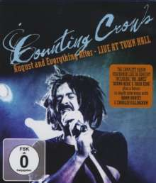 Counting Crows: August And Everything After - Live At Town Hall, Blu-ray Disc