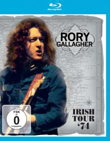 Rory Gallagher: Irish Tour 1974, Blu-ray Disc